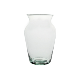 "7"" Bunch Vase, Crystal,  Pack Size: 12"