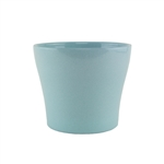 "808 4 1/4"" Pot, Celadon,  Pack Size: 8"