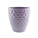 "632 6 1/4"" Pot, Amethyst,  Pack Size: 4"