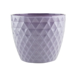 "832 7"" Pot, Amethyst,  Pack Size: 6"