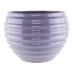 "730 8 1/4"" Pot, Amethyst,  Pack Size: 4"