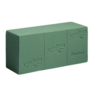 Standard Brick, Green,  Pack Size: 48