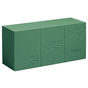 Deluxe Brick, Green,  Pack Size: 36