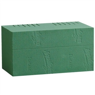 Super Size Instant Std. Brick, Green,  Pack Size: 24