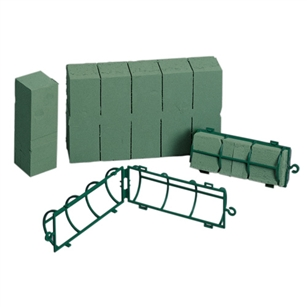 Garland Cage with AF, Green,  Pack Size: 28