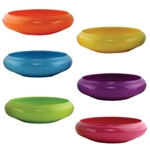 "9 1/4"" Lotus Bowl, Popsicle Assortment,  Pack Size: 12"