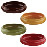 "9 1/4"" Lotus Bowl, Safari Assortment,  Pack Size: 12"