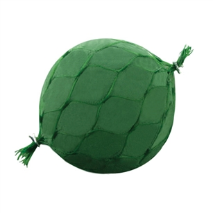 "8"" Sphere w/net, Green,  Pack Size: 9"