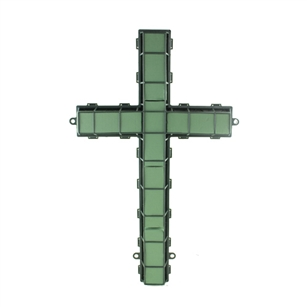 "30"" Cross, Green,  Pack Size: 2"