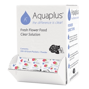 Aquaplus Packet 10gm w/ POP, ,  Pack Size: 800