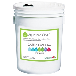 AquaHold Clear 5gal Pail, ,  Pack Size: 1