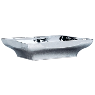 "8"" Centerpiece Tray, Silver,  Pack Size: 24"