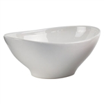 "9 1/2"" Catalina Bowl, White,  Pack Size: 6"