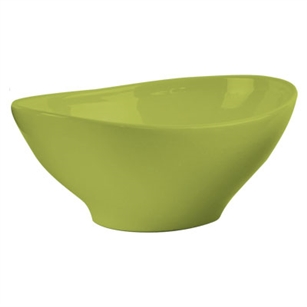 "9 1/2"" Catalina Bowl, Limon,  Pack Size: 6"