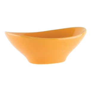 "9 1/2"" Catalina Bowl, Mango,  Pack Size: 6"
