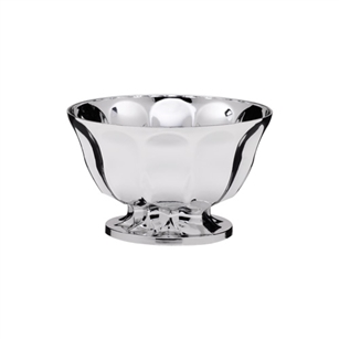 "6"" Revere Bowl, Silver,  Pack Size: 24"