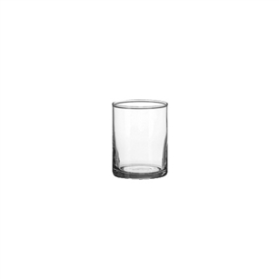 "2 1/2"" Cylinder Votive, Crystal,  Pack Size: 36"