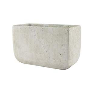 "5"" x 8"" Planter, Weathered Slate,  Pack Size: 4"