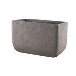 "5"" x 8"" Planter, Weathered Brown,  Pack Size: 4"