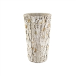 "8 1/2"" Vase, Weathered Oak,  Pack Size: 4"