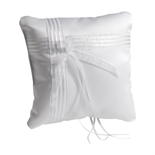 "6 1/2"" Square Pillow, Occasions Stripe,  Pack Size: 12"