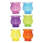 "4 3/4"" Pedestal Compote, Fiesta Assortment,  Pack Size: 18"