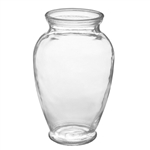 "10 5/8"" Ming Urn, Crystal,  Pack Size: 6"