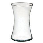 "9 3/4"" Gathering Vase, Crystal,  Pack Size: 6"