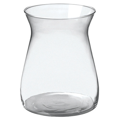 8 Cinched Hurricane Vase Crystal Pack Size 4