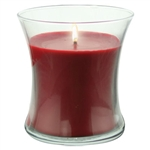 "4 1/4"" Filled Gathering Votive"