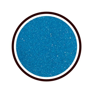 Decorative Colored Sand - Teal (2lb bag)