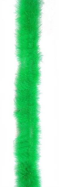 Marabou Yardage - 15 Gram - Kelly Green