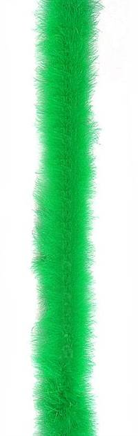 Marabou Yardage - 25 Gram - Kelly Green