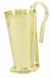 Pew Clips W/ Mint Julep Cups - Gold (Case of 12)
