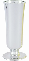 Flower Vase - Silver (Case of 12)