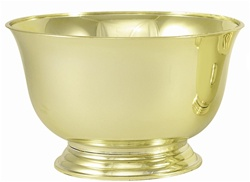 Large Revere Bowl - Gold (Case of 24)
