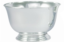 Large Revere Bowl - Silver (Case of 24)