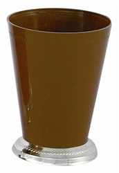 Small Mint Julep Cup - Brown (Case of 36)