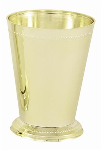 Small Mint Julep Cup Gold