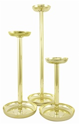 "Centerpiece Riser 14"" - Gold (6 per case)"