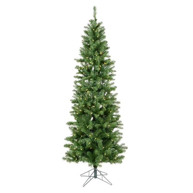 "7.5' x 36"" Salem Pencil Pine 350LED WmWh"
