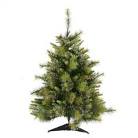 "3' x 29"" Cashmere Pine Tree 223 Tips"