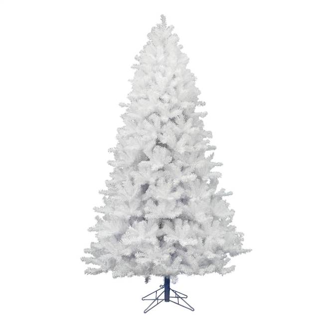 "4.5' x 37"" Crystal White Pine Tree 685T"