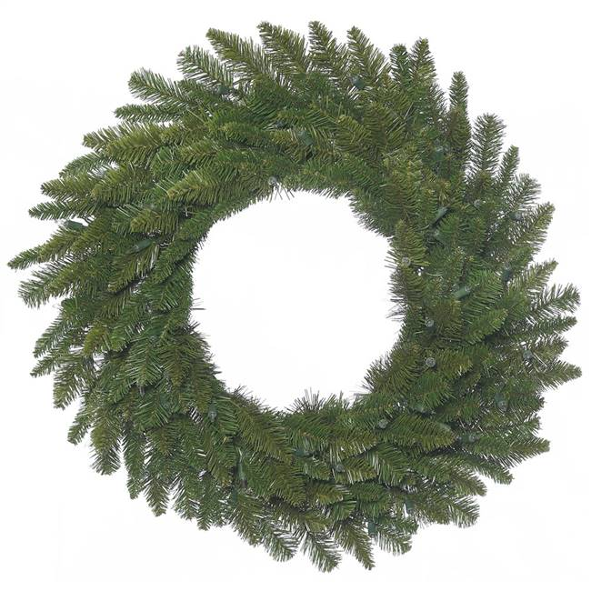 "48"" Durango Spruce Wreath 330Tips"