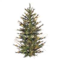 "3' x 28"" Mixed Country Wall Tree 166T"