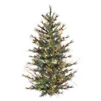 "4' x 40"" Mix Cntry Wall Tree DuraL 150CL"