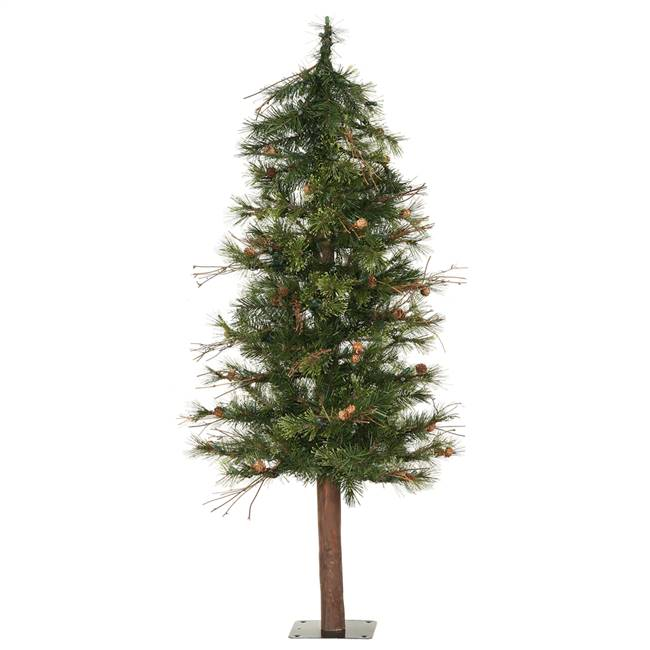 "4' x 26"" Mixed Country Alpine Tree 217T"