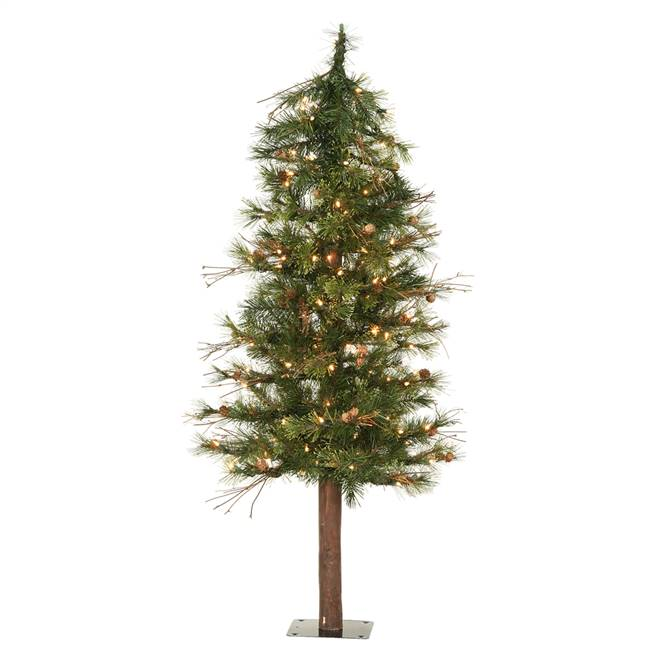 "5' x 30"" Mixed Country Alpine Tree 150CL"