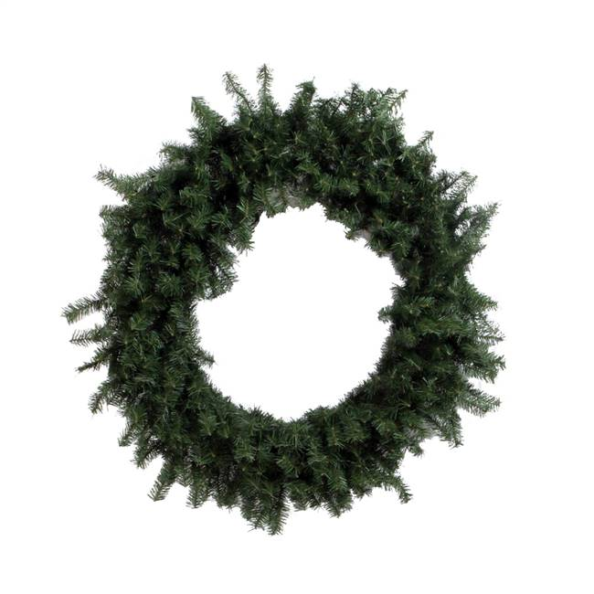 "48"" Canadian Pine Wreath 480 Tips"