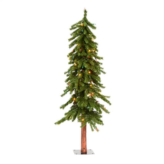 "4' x 25.5"" Natural Alpine Tree337T 100MU"